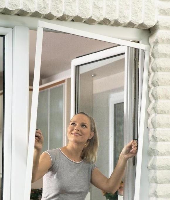 Москитные сетки - ремонт пластиковых окон рязань.